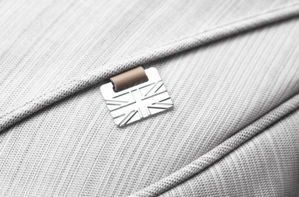 Silver Cross Surf Timeless - detale