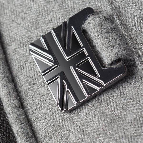 Silver Cross Surf Eton Grey - detale