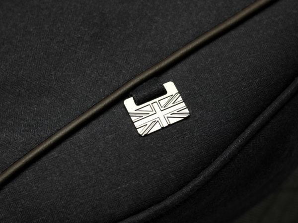 Silver Cross Wayfarer Henley - detale