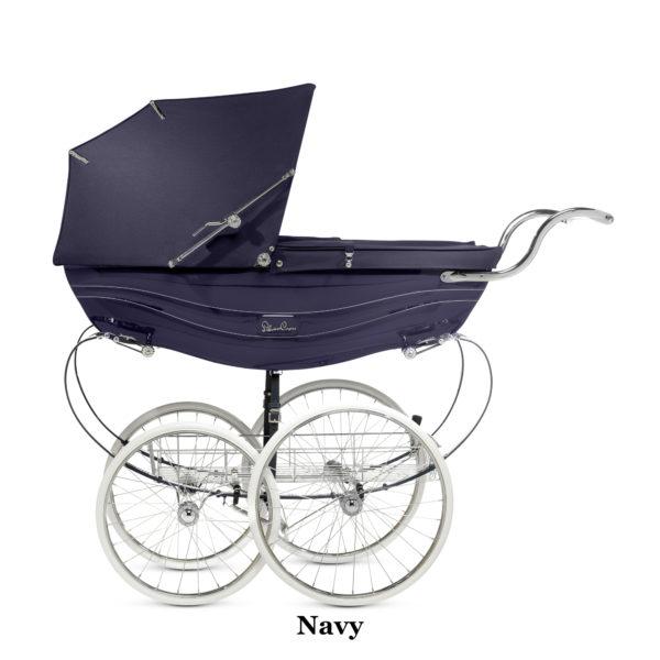 Silver Cross Balmoral - Navy