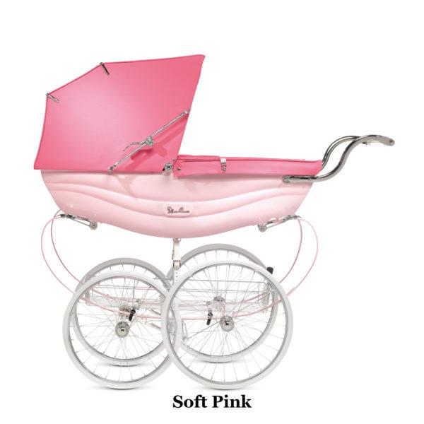 Silver Cross Balmoral - Soft Pink