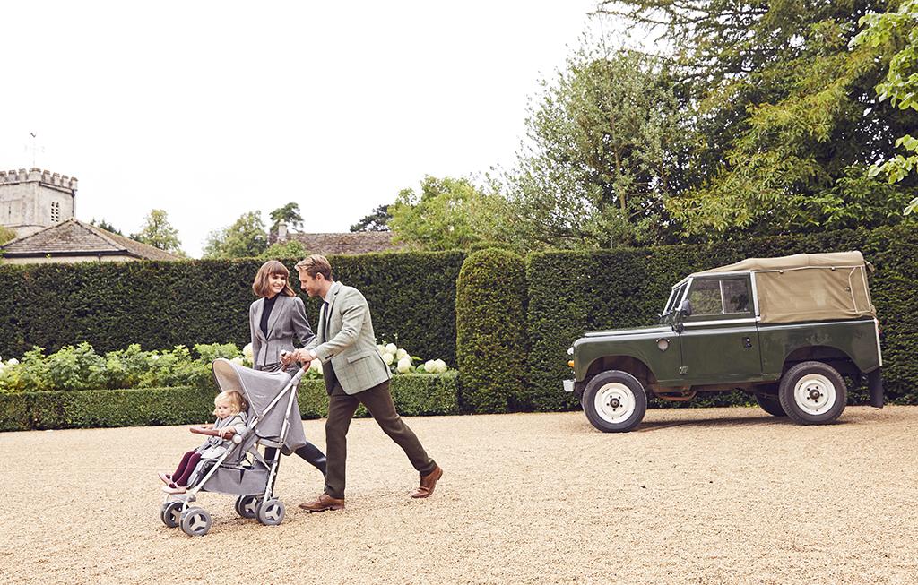 Wózek reflex Princess Marie-Chantal