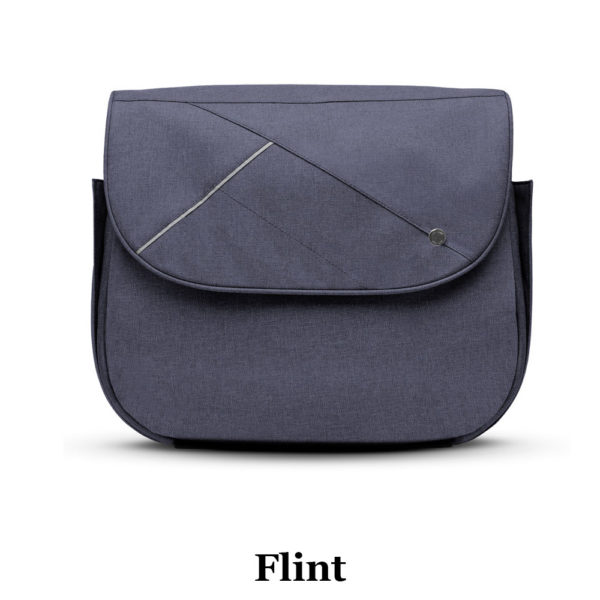 Silver Cross Torba - flint